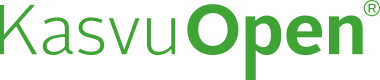 Kasvu Open 2017 logo
